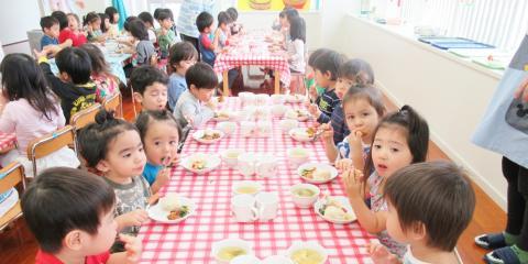 社会福祉法人 カヤ福祉会 愛香保育園【調理員】の求人募集画像