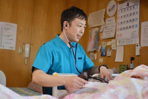 訪問看護ステーション おもと園【訪問看護師】の求人募集画像