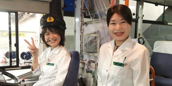 沖縄バス 株式会社【路線バス運転手】の求人募集画像